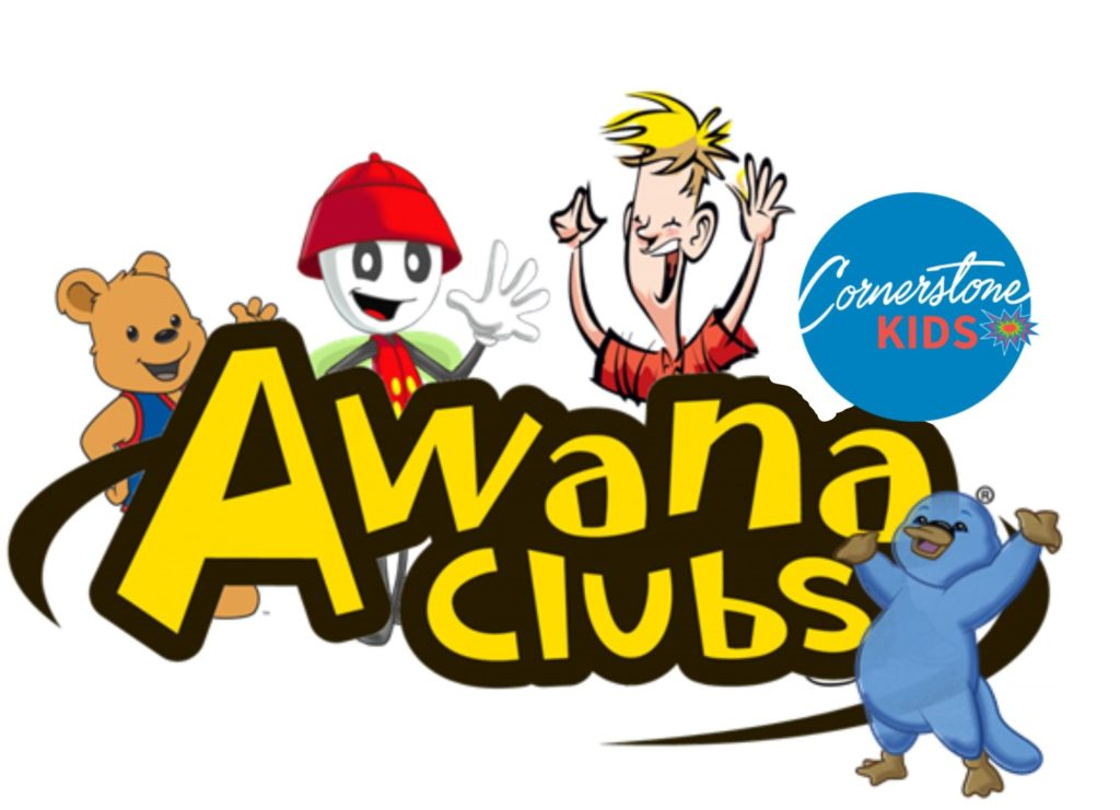 logo with characters & CCKids logo